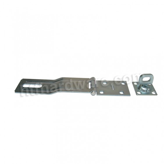 HASP AND SWIVEL STAPLE